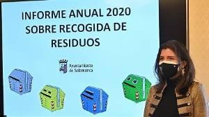 Informe Anual de Reciclaje de Residuos en 2020