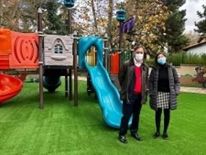 Renovación el Parque de la Alamedilla